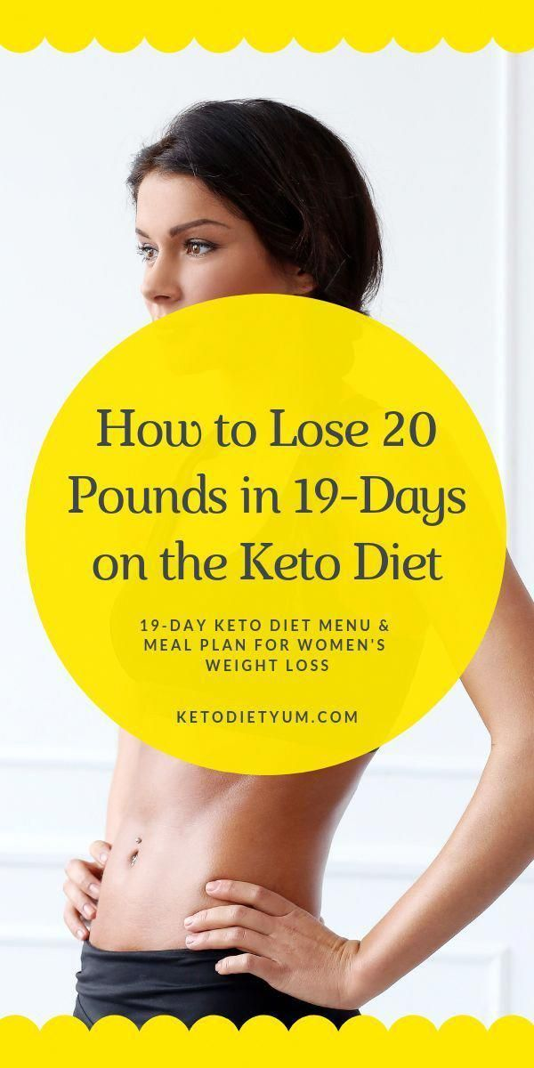 19Day Keto Diet Meal Plan and Menu for Beginners Weight Loss