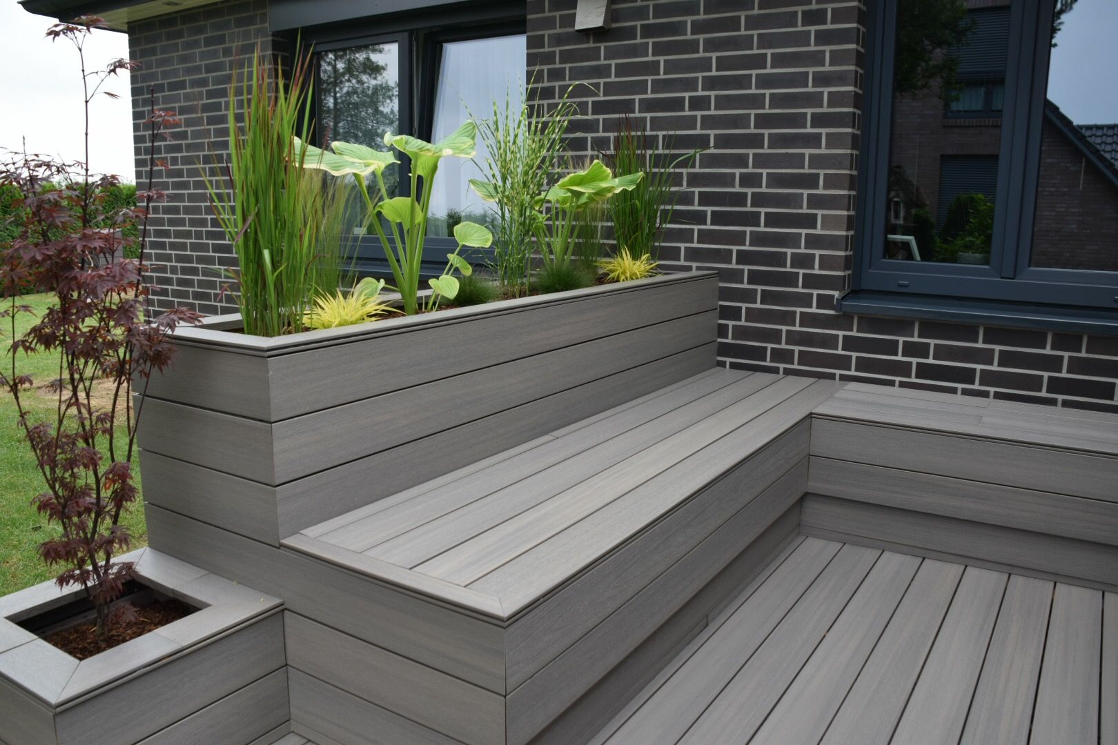 Terrasse WPC (With images) Outdoor diy projects