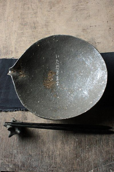 Ceramics pottery cer mica pinterest for Menaje cocina japonesa