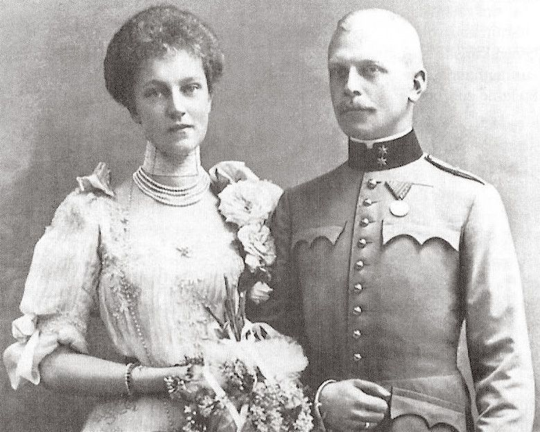 Archduchess Elisabeth And Prince Otto Zu Windisch Graetz 002 Archduchess Elisabeth Marie Of Austria Wikipedia Austria History Pictures History