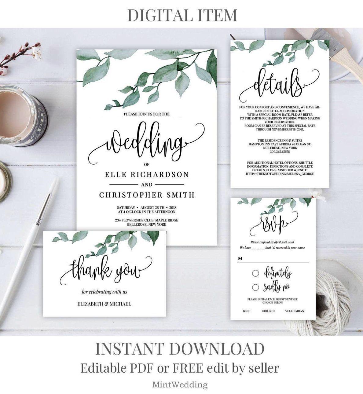 Diy Wedding Invitations Singapore In Wedding Rings Meme Nor Diy Wedding Wedding Invitation Templates Rustic Wedding Invitation Cards Beach Wedding Invitations