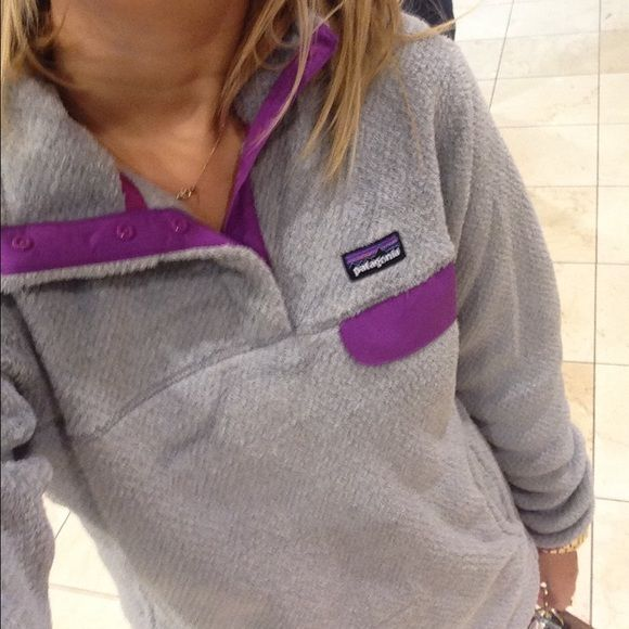 Patagonia Re-Tool Pullover Classic Patagonia pullover! Sold out in this  color! It is womens. Only worn a few times 1579e51613a5