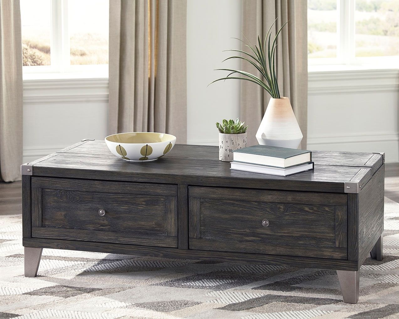 Todoe Coffee Table With Lift Top Ashley Furniture Homestore In 2021 Coffee Table Lift Top Coffee Table Coffee Table With Storage [ 1018 x 1273 Pixel ]