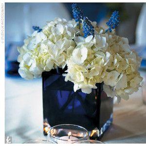 navy blue & silver wedding   best wedding ideas Lovely Navy Blue ...