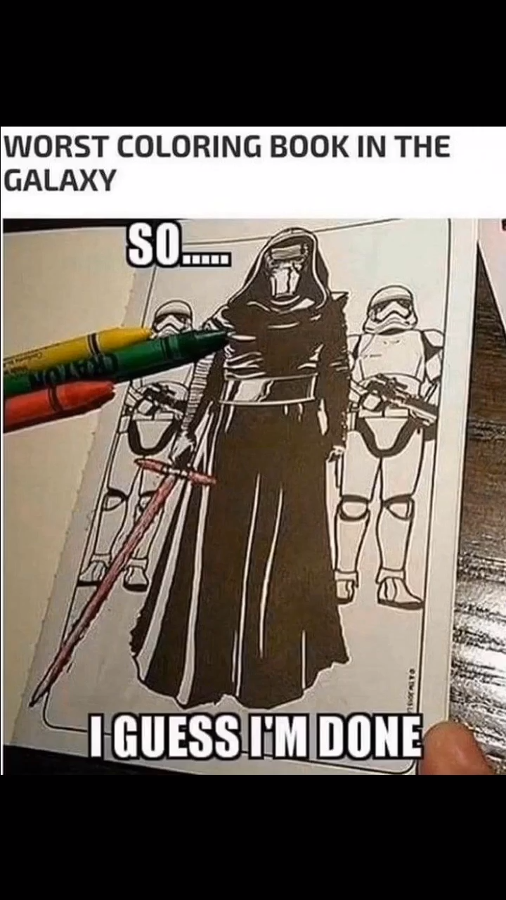 Funny Videos Fails Funny Videos Star Wars Humor Star Wars Memes Star Wars Jokes