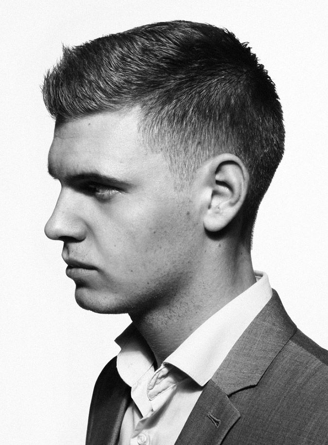 Top 10 Low Maintenance Haircuts For Guys Beauty Pinterest Low
