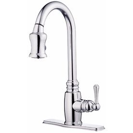 Opulence Single Handle Kitchen Faucet