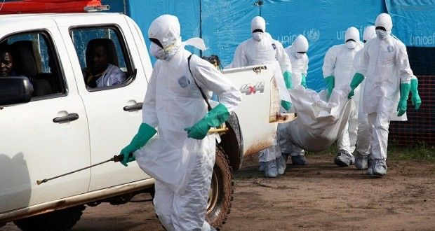 Ebola could become airborne...with the possibility of genetic mutation of viruses Ebola can/will likely become airborne leading to untold tragedy