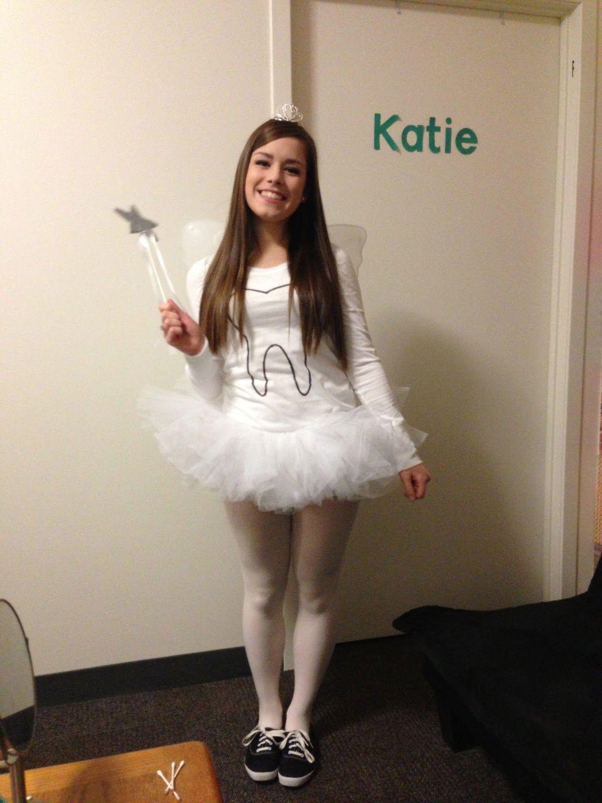 Diy tooth fairy costume
