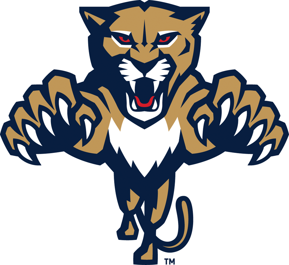 new logos and uniforms for florida panthers by reebok design rh pinterest com panther logistics jobs panther logistics northampton
