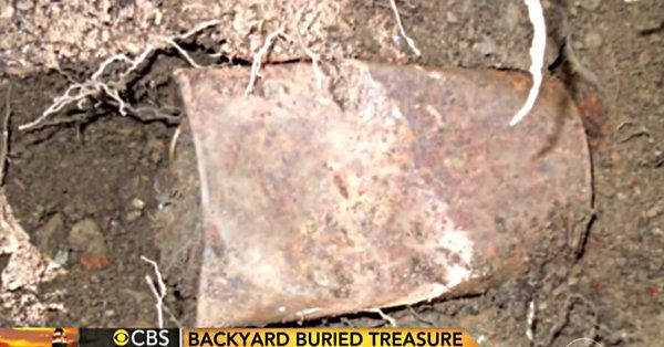 I Can't Believe What This Couple Found Buried In Their ...