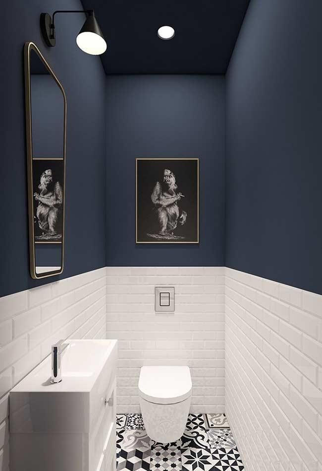 Blaues Badezimmer Ideen Und Tipps Um Die Umgebung Mit Dieser