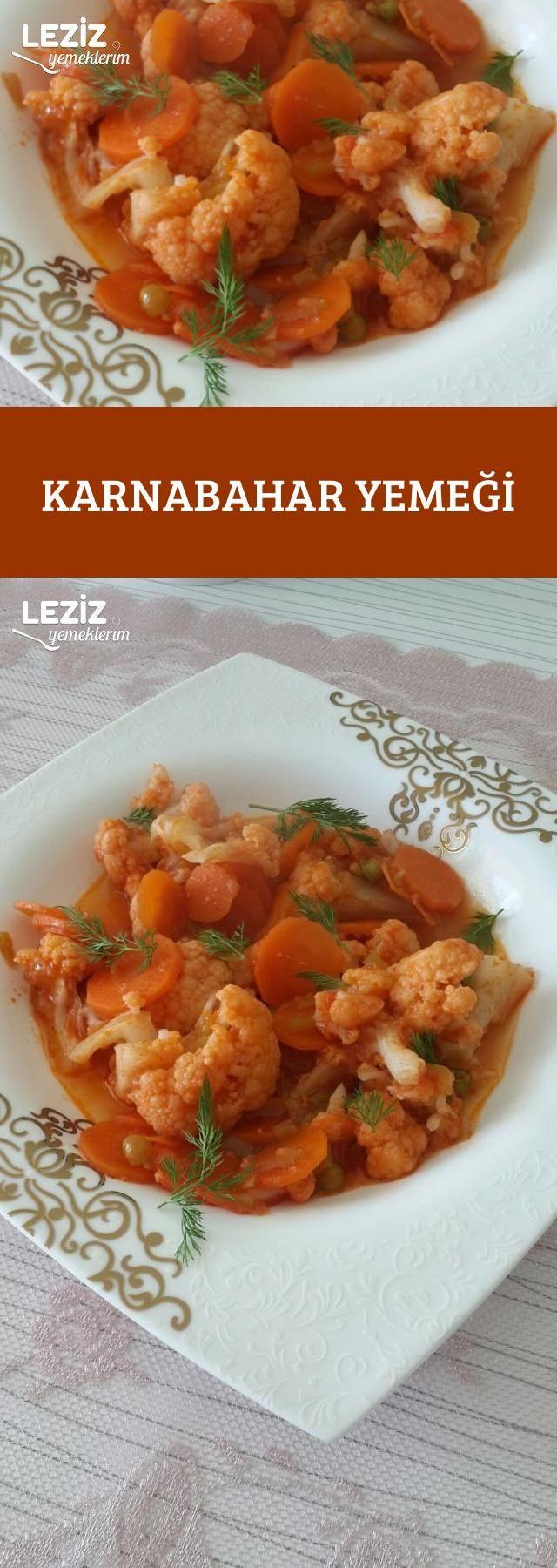 Karnabahar Yemeği #kitchenrules