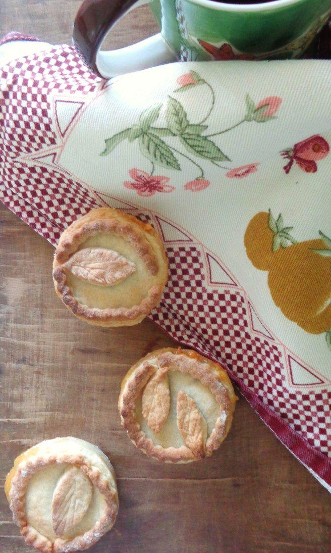 Pumpkin & Honey Pies   Devaneios de Chocolate