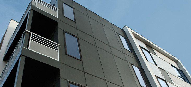 Smooth Vertical Panel Fiber Cement Siding Vertical Siding Modern Siding