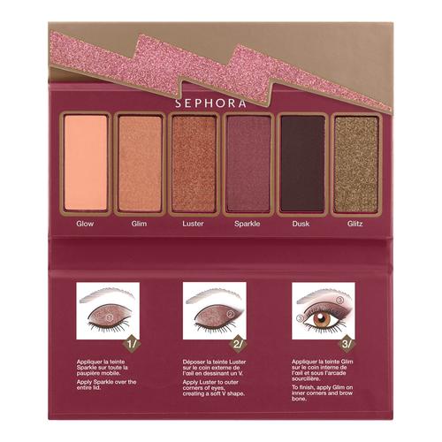 Collection Flash Sequins Eyeshadow Palette Sephora