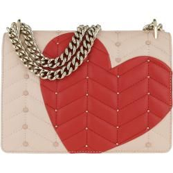 Photo of Kate Spade New York Heart It Marci Crossbody Bag Warm Vellum in a pink shoulder bag for women Kate Sp