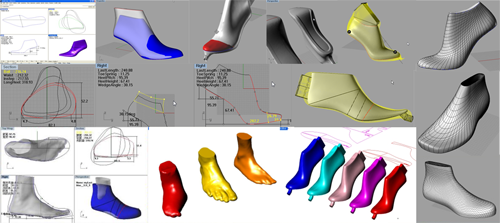 Rhino News, etc : 3D Digital Last Design Software - LastElf | 3D
