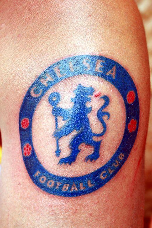 CHELSEA FC TATTOOS - Google Search   Football tattoo ...