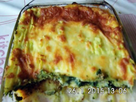 Photo of Spinach-style mince