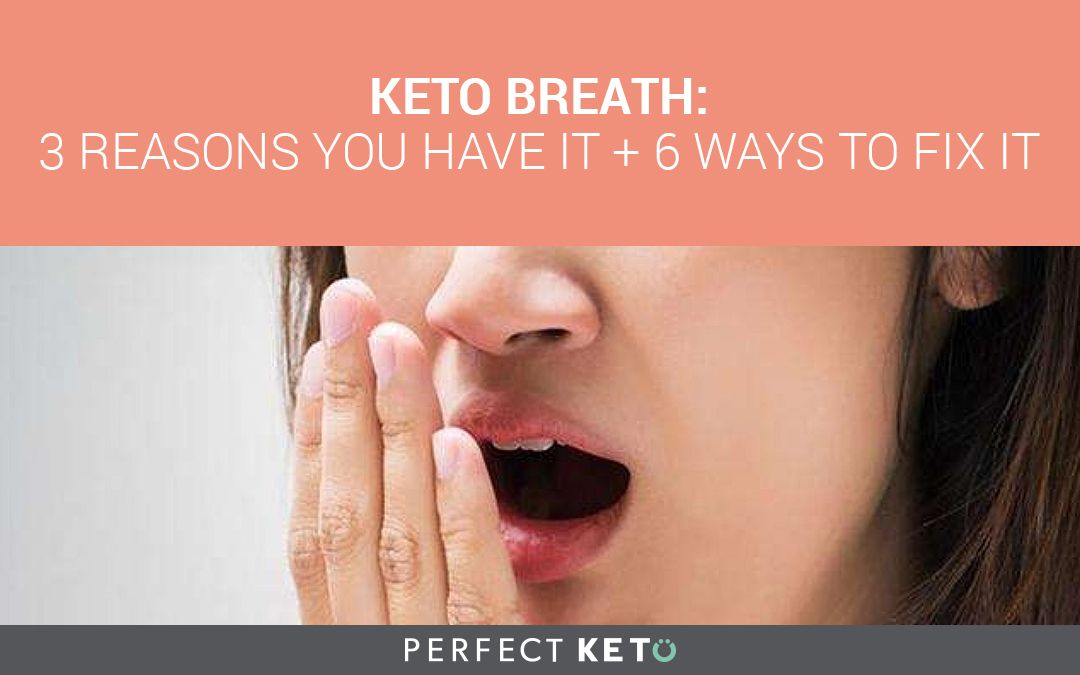 does a low carb diet cause bad breath