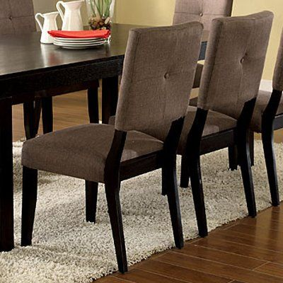 Furniture Of America Cm3311sc 2pk Bay Side Dining Chairs