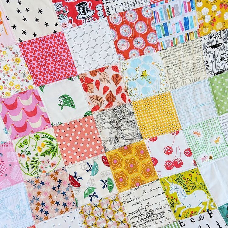 So, I Finished This Quilt Top & Now I'm Paralyzed. Y'all