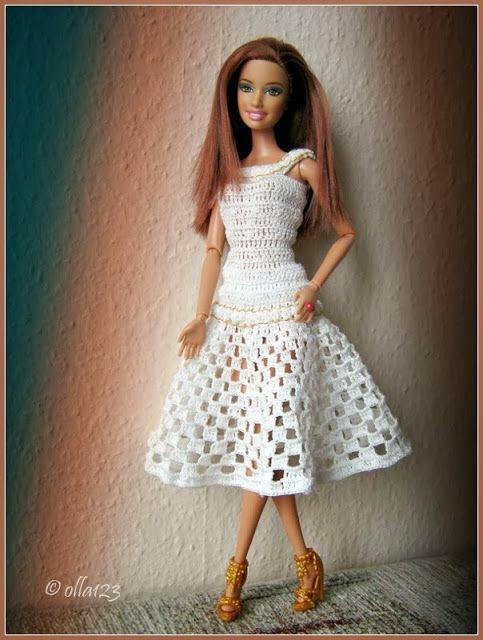 Blog o Barbie Fashionistas firmy Mattel, próbach tworzenia dla nich ...