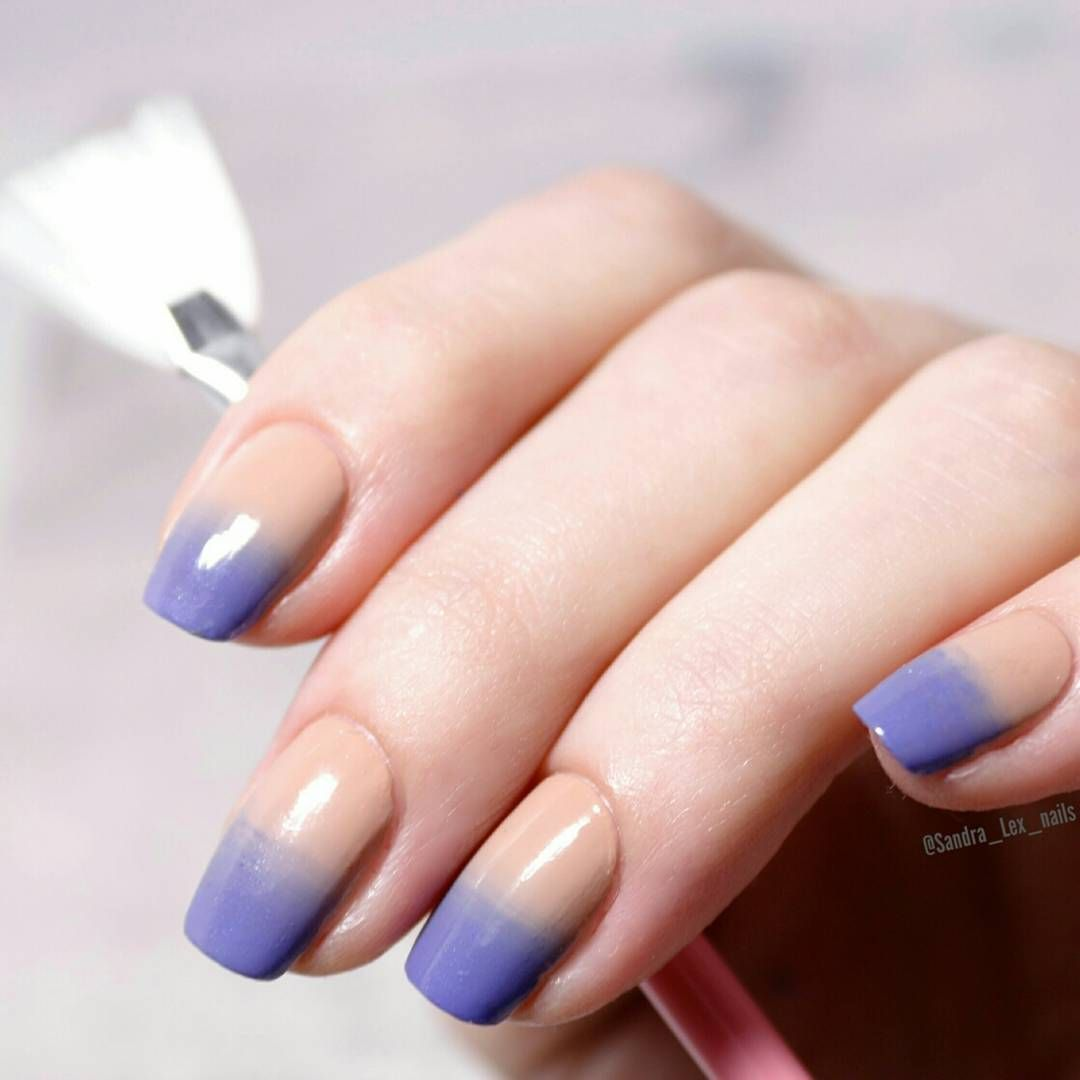 Gradient Fan Brush for beautiful and creative nails design, more ...