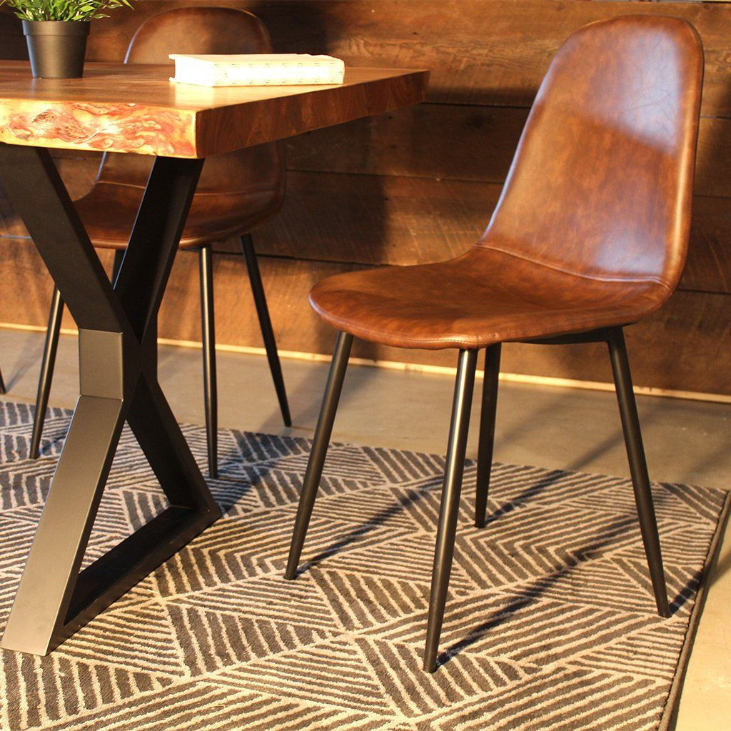 99 brown leather dining chairs with chrome legs best furniture gallery check more at