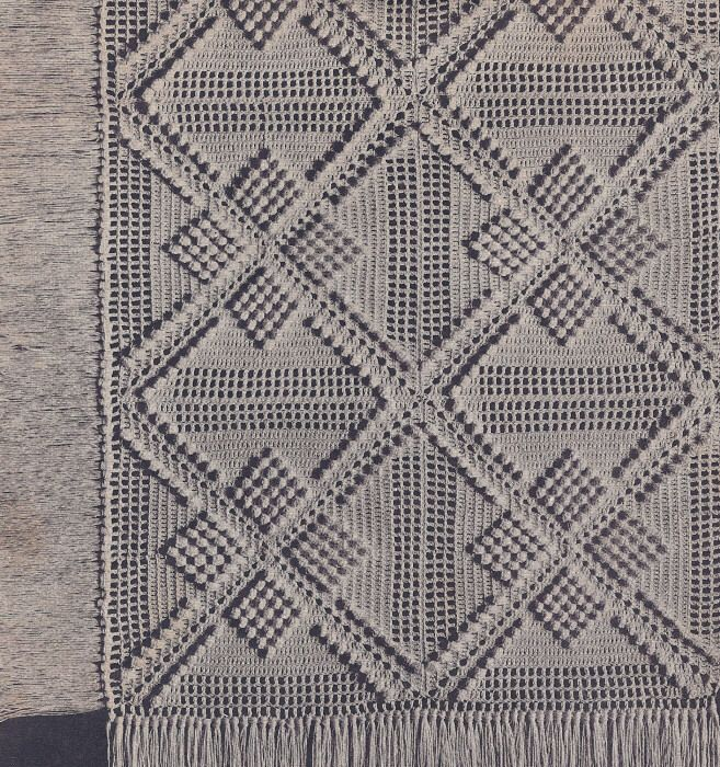 Muestras en crochet para colchas - Imagui | battaniye modelleri ...