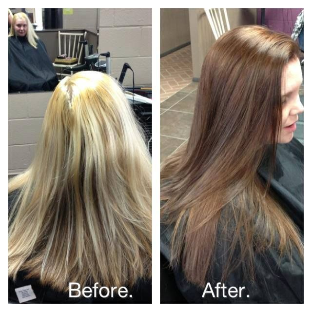 Work By Traci Tanner After My Filler 1oz 6n 6b Kenra Hair Colorprofessional