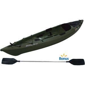 Sun Dolphin Journey 12 Sit On Fishing Kayak Olive Paddle Included Walmart Com Kayak Fishing Kayaking Best Fishing Kayak