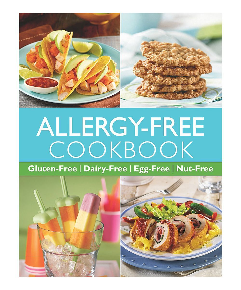 Share email facebook pinterest pinterest a the hardcover of the allergy free cookbook gluten free dairy free egg free nut free by staff of publications international at barnes noble forumfinder Choice Image