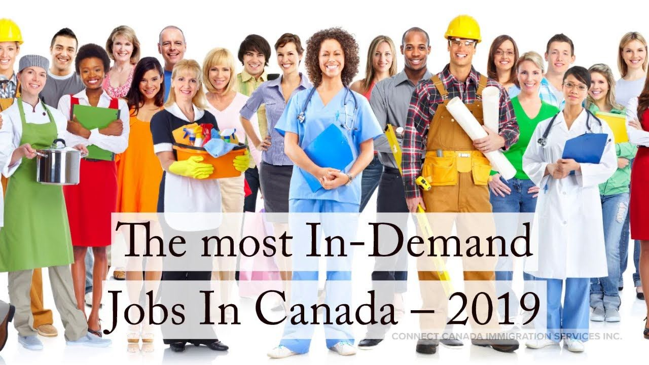 Top 15 In Demand Jobs in Canada 2019 Immigration canada