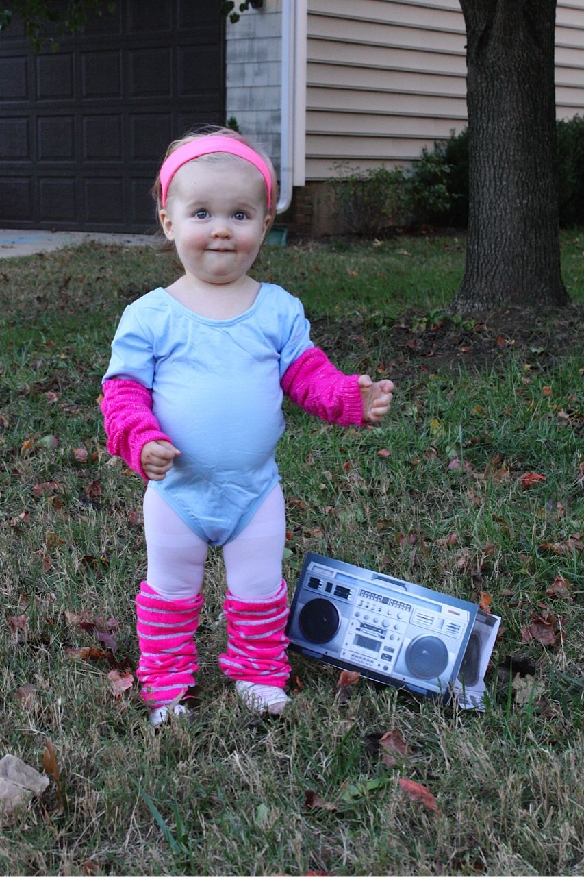 Toddler Halloween Costume 15 Month Old Aerobics