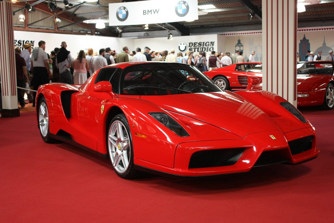 Goodwood Revival 2015 2004 Ferrari Enzo by FIREBIRDC9 on DeviantArt ...