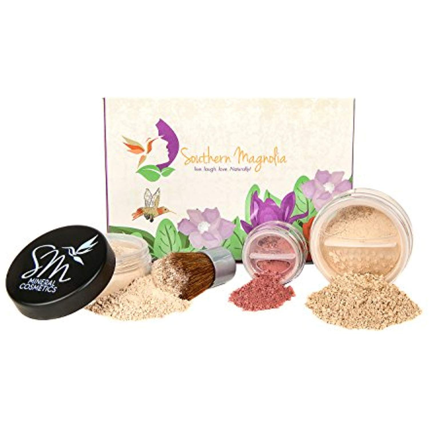 Southern Magnolia Minerals Mineral Makeup Essential Beauty