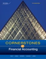 Solution manual for cornerstones of financial accounting 1st solution manual for cornerstones of financial accounting 1st edition by jay rich isbn 0176504656 9780176504656 instructor fandeluxe Choice Image