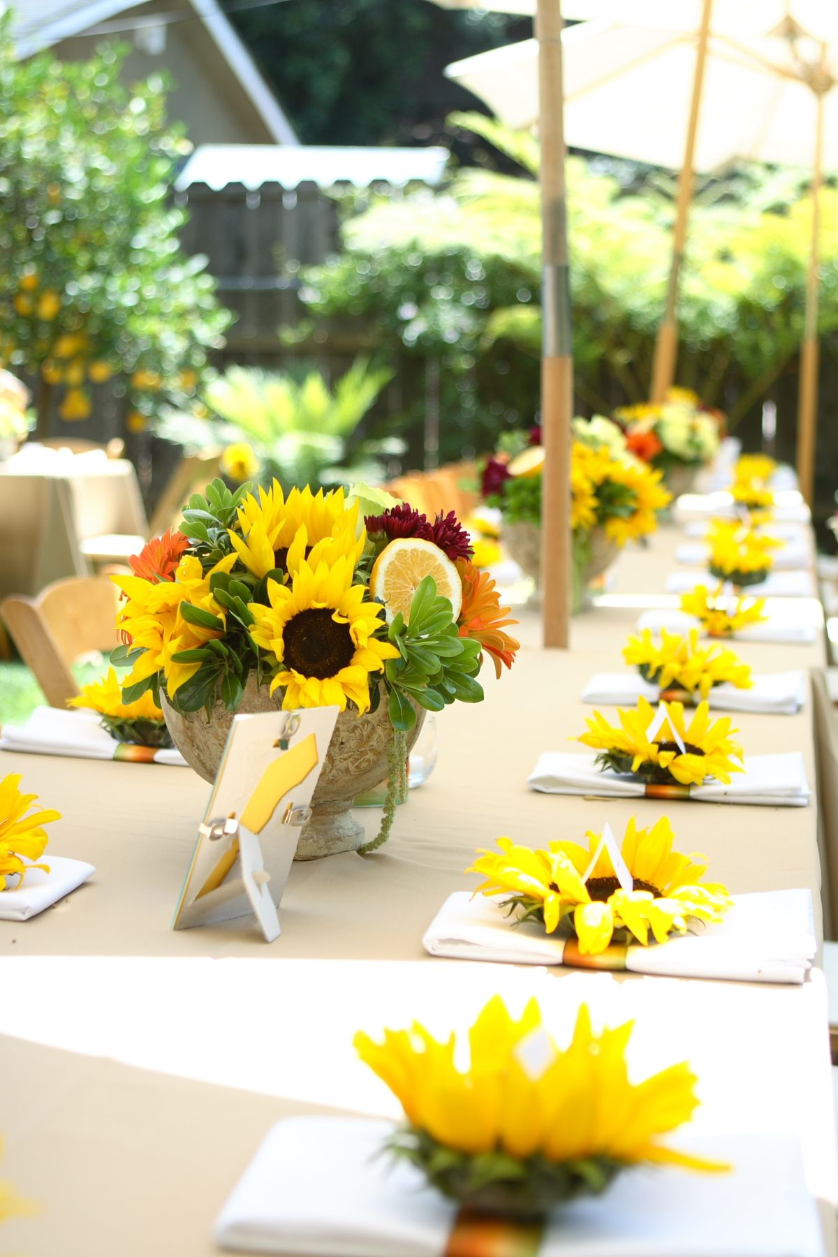 """""""Under the Tuscan Sun"""" Bridal Shower 