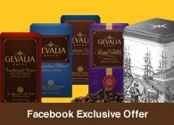 I recommend this exclusive offer from Gevalia