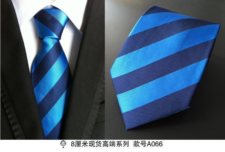 New Classic Floral Black Blue Red White JACQUARD WOVEN Silk Men/'s Tie Necktie