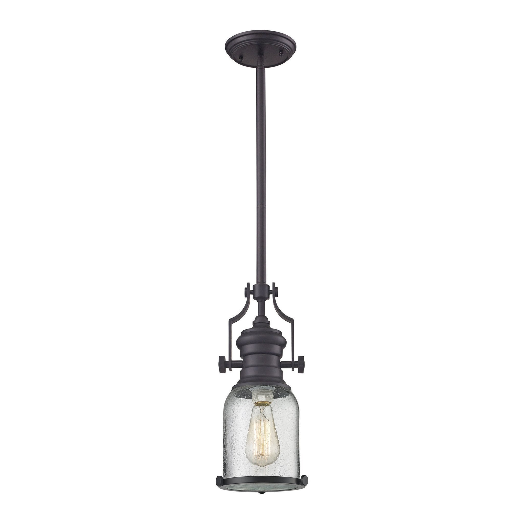 Elk Lighting 67722 1 Chadwick Collection Oil Rubbed Bronze