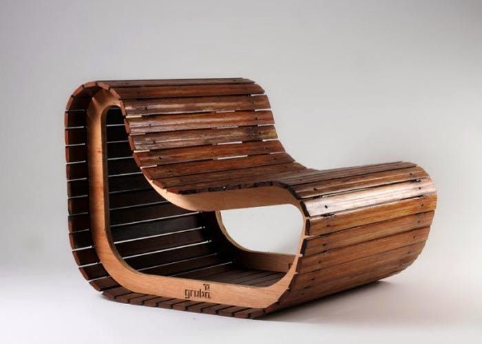 Upcycling Inspiration: Chairs, Sofas and All Kinds of Seats | thee Kiss of Life Upcycling