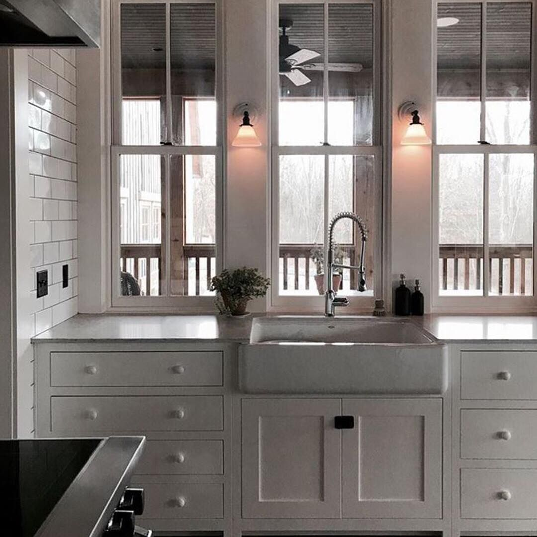 American Standard On Instagram Saturdaymorninggoals Involve Simple Pleasures Like A Peaceful Kitchen And Some Kitchen Sink Remodel Kitchen Sink Design Home