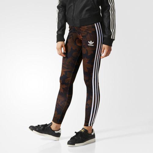 Leaf VeelkleurigNederland Camo Adidas Legging Gym cj3RL5AqS4