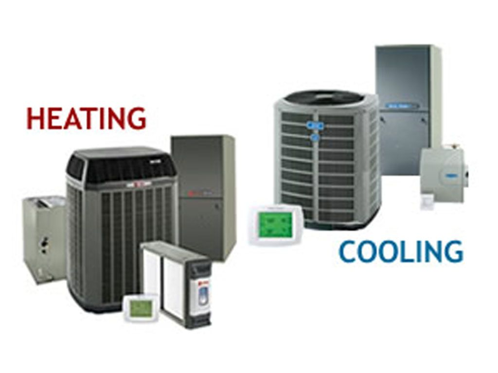 the entire range of inventory and services of trio heating and