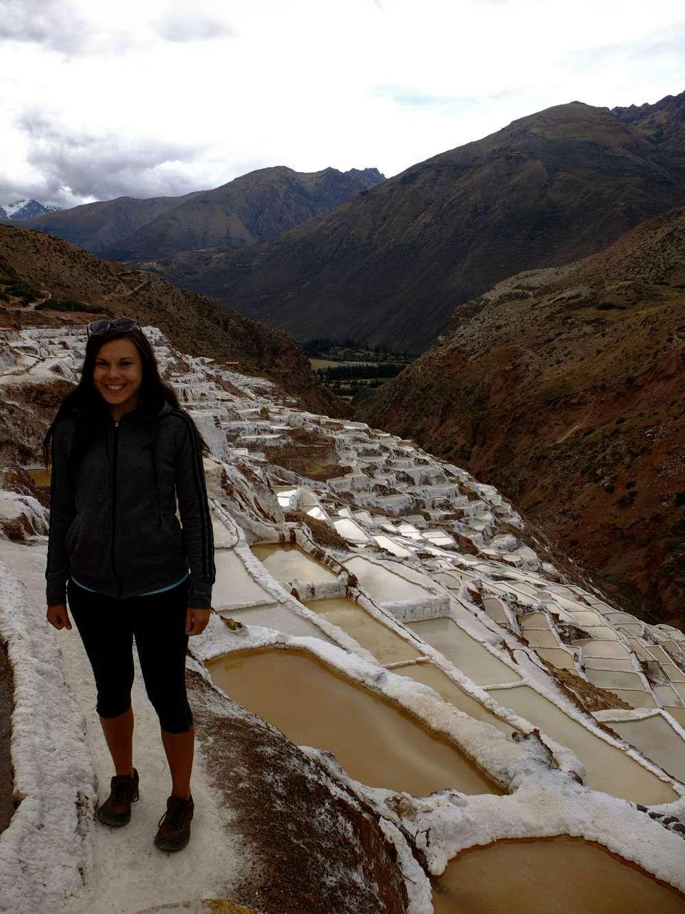 Salineras de Maras, Peru