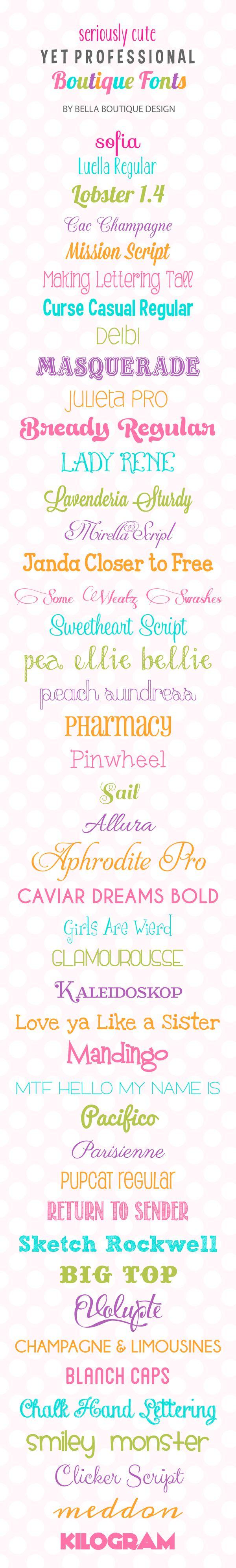 Pin by Janenisa รักในหลวง on Favorite Font Typography