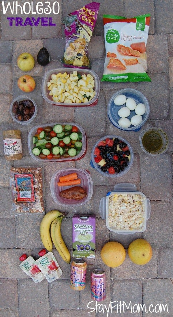 Whole30 Travel Whole 30 snacks, Whole 30 diet, Whole 30